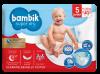 Bambik Подгузники детские одноразовые Mega (5) JUNIOR (11-25 кг), 40 шт