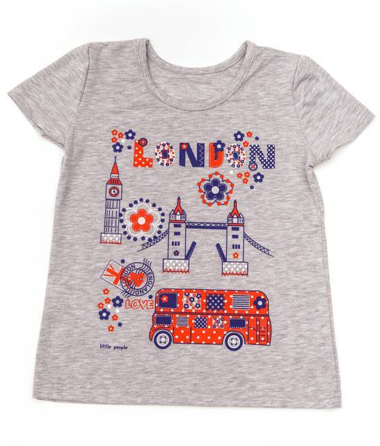 "Футболка ""Лондон"""