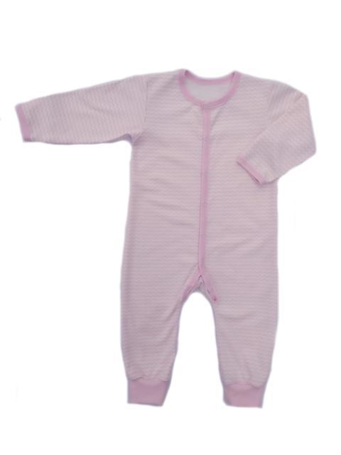 Комбинезон для девочки с открытой ножкой Маленькие Люди 9001-110