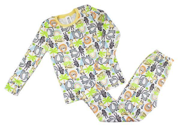 Пижама детская для девочки, комплект для сна ТМ Маленькие люди