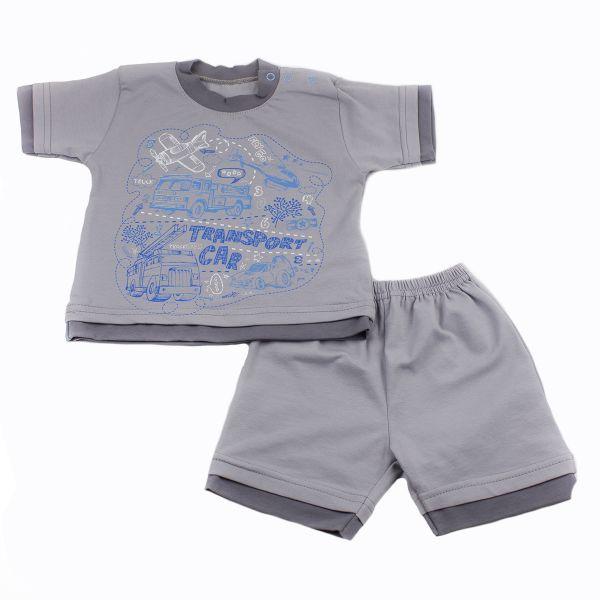 Костюм комплект (футболка і штани) дитячий для хлопчиків Маленькі люди (506-333- 1)