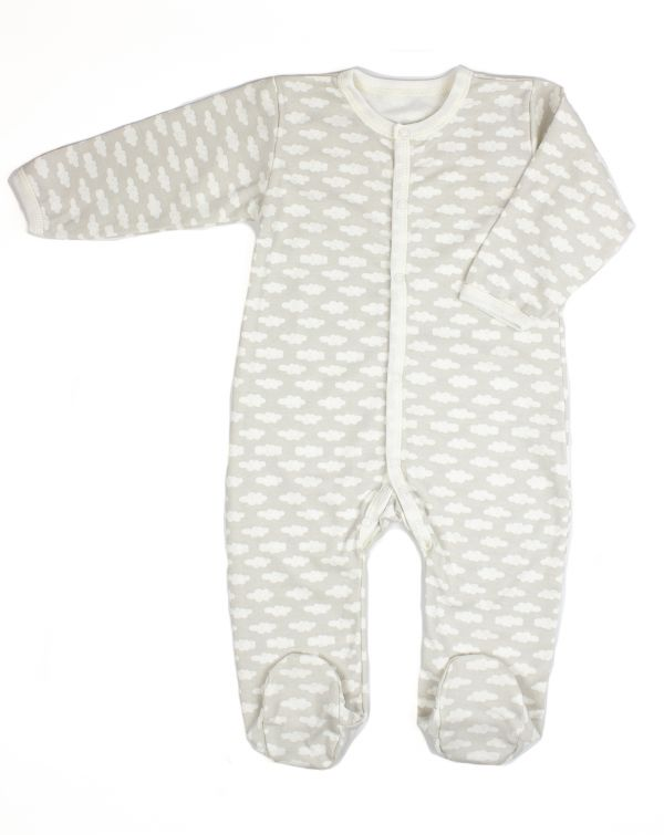 Комбінезон сліп чоловічок (боді) для новонароджених немовлят хлопчиків дівчаток Маленькі люди