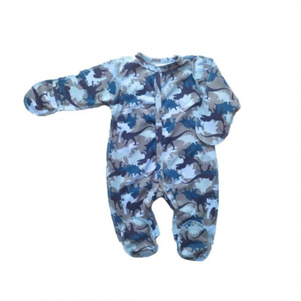 Комбінезон  дитячий сліп чоловічок для немовлят  хлопчиків Маленькі люди