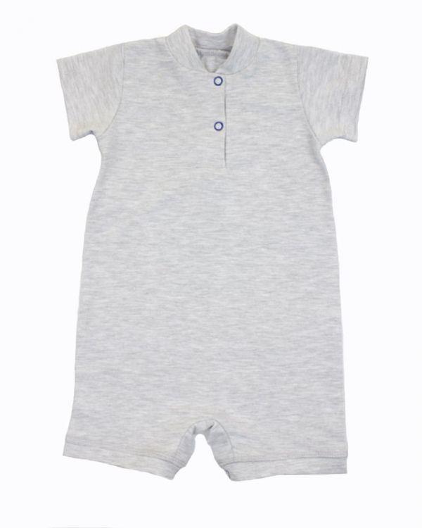 Пісочник дитячий (комбінезон боді) для немовлят хлопчиків  Маленькі люди (4801-305)