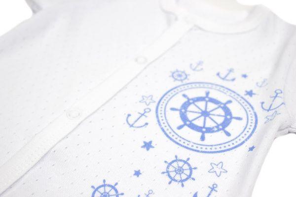 Пісочник дитячий (комбінезон боді) для немовлят хлопчиків  Маленькі люди (325-123)