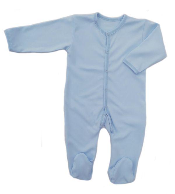 Комбінезон сліп чоловічок для новонароджених хлопчиків Маленькі люди
