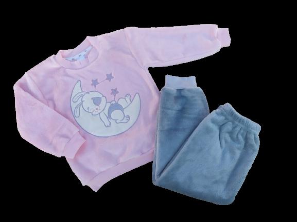 Піжама дитяча (ночнушка) для дітей дівчаток Маленькі люди