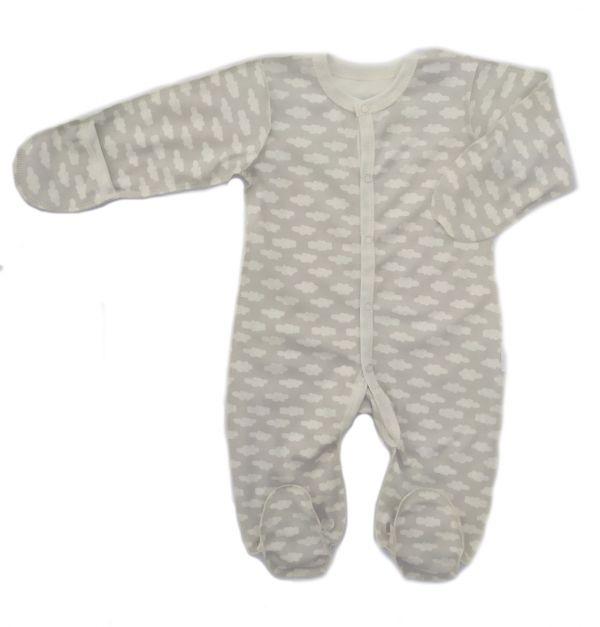Комбінезон сліп чоловічок для новонароджених немовлят Маленькі люди